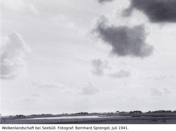 Emil Nolde - Herbstwolken, Friesland -