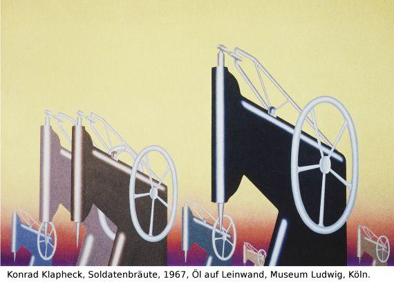 Konrad Klapheck - Royal - Weitere Abbildung
