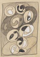 Max Ackermann - Kreise und Formen