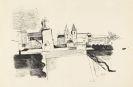 Franz Xaver Fuhr - Terrasse am Fluss