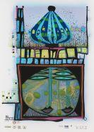 Friedensreich Hundertwasser - 10002 Nights Homo Humus