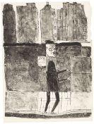 Jean Dubuffet - Mur et Avis