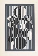 Victor Vasarely - Ohne Titel