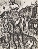 Chagall, Marc - Lithograph