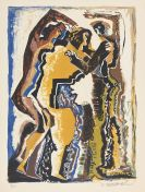 Ossip Zadkine - Personnages