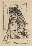 Max Beckmann - Knaben am Fenster