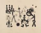 Joan Mir� - Aus: 13 Lithographies