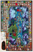 Friedensreich Hundertwasser - Olympische Spiele M�nchen 1972