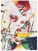 Sturm, Helmut - Acrylic on paper