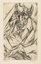 Dungert, Max - Drypoint