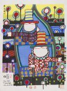 Friedensreich Hundertwasser - Recht auf Tr�ume