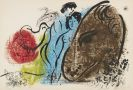 Marc Chagall - Le cheval brun
