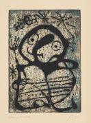 Miró, Joan - Aquatintaradierung