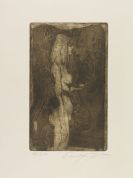 Fuchs, Ernst - Etching and aquatint