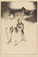 Davringhausen, Heinrich Maria - Lithografie