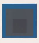 Albers, Josef - Silkscreen in colors