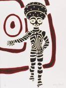 Owusu-Ankomah, Papa - Lithograph in colors