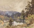 Compton, Edward Harrison - Aquarell