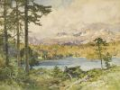 Compton, Edward Harrison - Watercolor