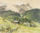 Compton, Edward Harrison - Watercolor
