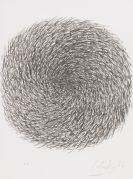 Uecker, Günther - Lithografie