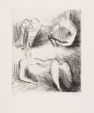 Henry Moore - Two reclining figures