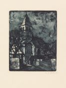Nolde, Emil - Etching