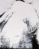 Knaupp, Werner - Acrylic on canvas