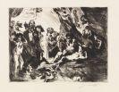 Lovis Corinth - Homerisches Gelächter