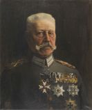 Erich Kips - Paul von Hindenburg (1847-1934)