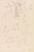 Henri Matisse - Aus: Poèmes de Charles d'Orléons