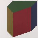LeWitt, Sol - Silkscreen in colors