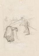 Liebermann, Max - Pencil