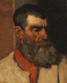 Kauffmann, Hermann - Oil on canvas