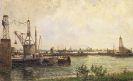 Niederlande - Öl auf Leinwand