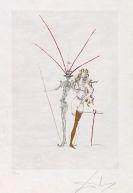 Dalí, Salvador - Radierung