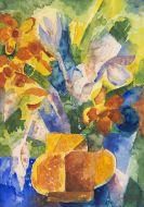 Schaefler, Fritz - Watercolor