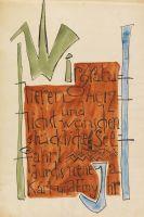 Schmidt-Rottluff, Karl - Watercolor