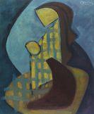 Otto Ritschl - Figurale Komposition