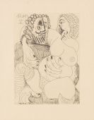 Picasso, Pablo - Etching