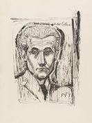 Otto Dix - Herbert Collum (Der Musiker)