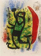 Miró, Joan - Lithograph