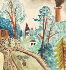 Max Peiffer Watenphul, Landschaft bei Elberfeld