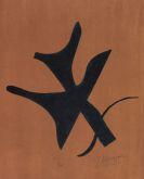 Braque, Georges - Farbholzschnitt