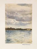 Veith, Eduard - Aquarell