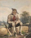 Voltz, Johann Michael - Gouache