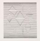 Vasarely, Victor - Silkscreen