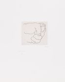 Chillida, Eduardo - Etching