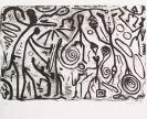 Penck (d.i. Ralf Winkler), A. R. - Fotolithografie