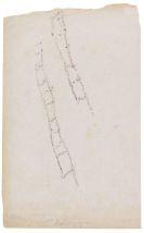 Bohrmann, Karl - Kreidezeichnung